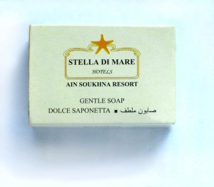 Seife von Hotel Stella di Mare Ain Soukhna Ägypten