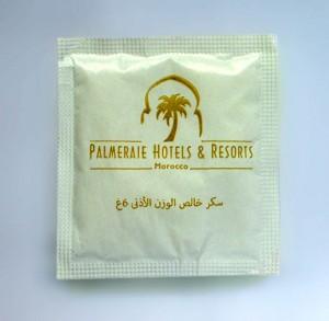 Zucker vom Hotel Palmeraie Marrakech