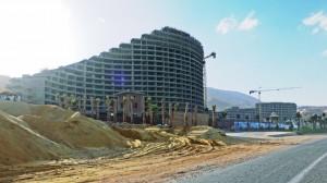 Ägypten Bauruinen Hotels
