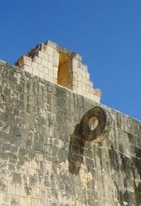 Chichen-Itza antikes Fußballstadion