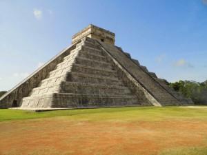El Castillo Pyramide in Chichén Itzá