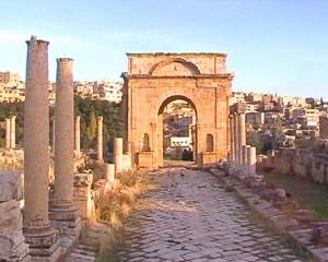 Jordanien-Jerash