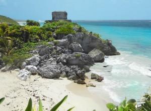 Tulum auf Yucatan