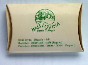Seife Lovina Beach Cottage Bali