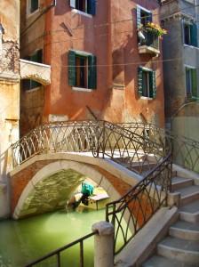 in Venedig wohnen, abseits der Touristen