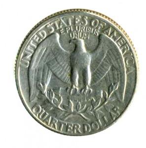 Quarter Dollar Münze