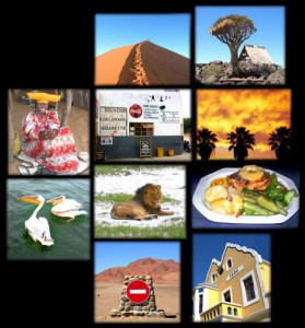 Bilder Namibia