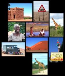 Namibia in Bildern