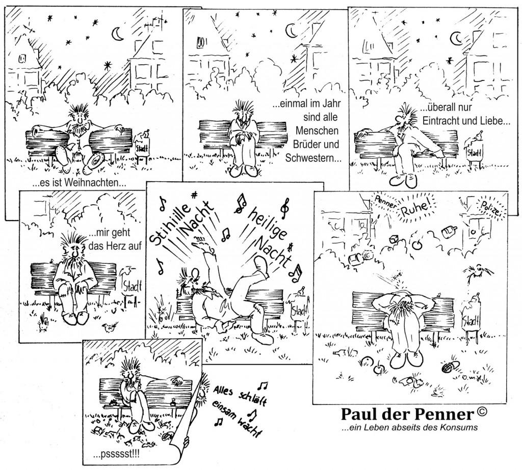 Pauls Weihnachtslied