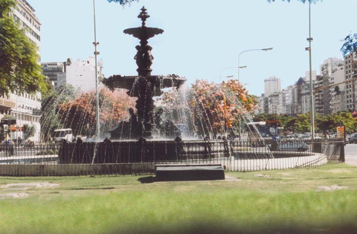 Buenos Aires Avenida Juli X