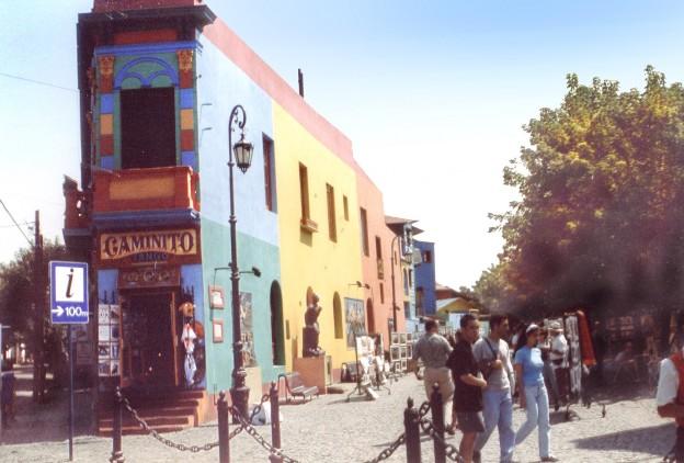 Buenos-Aires-La Boca