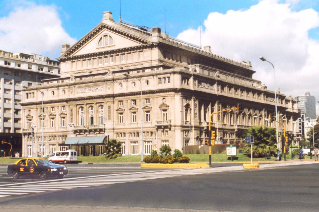 Nationaltheater Buenos Aires