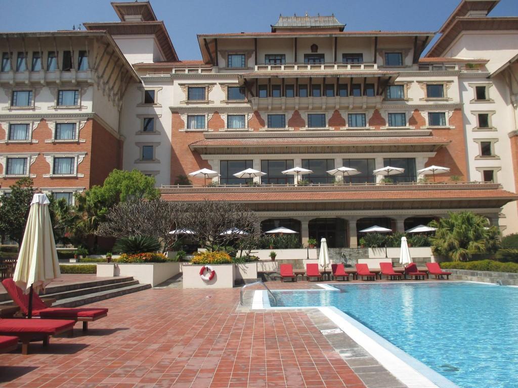 Hyatt Regency in Kathmandu