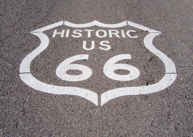 Route 66 in den USA