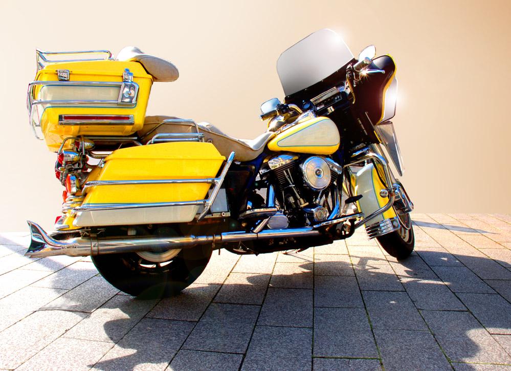 Motorrad im Urlaub mieten
