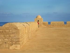 Festung Al Borj Al Kebir in Mahdia Tunesien