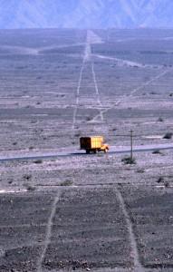 Nasca Linien Peru klein-gross