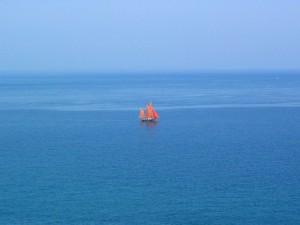 Ozean Kreuzfahrt
