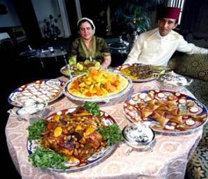 marrokanische Gastlichkeit