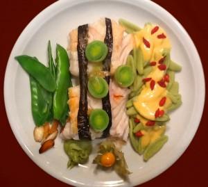 Fusion-Food a la US-Japanisch