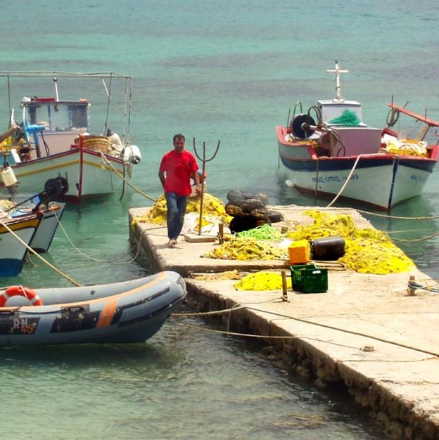 Poseidon auf Karpathos