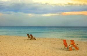 Urlaub auf Kuba an Varaderos Strand
