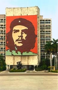 Kuba Che Guevara Plakat
