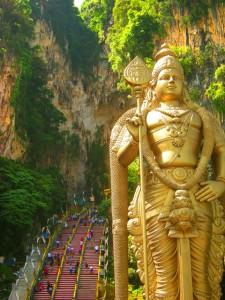 Batu Caves Hindu Tempel