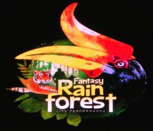 Rain Forest Show Logo