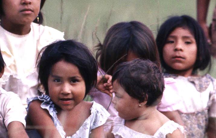 Brasilien-Kinder