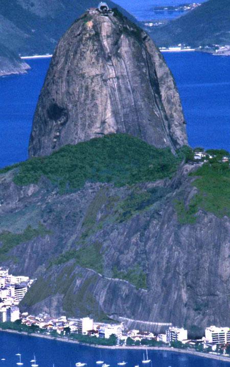 Brasilien-Rio-Zuckerhut
