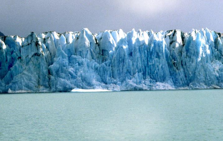 Lago Argentino Nationalpark Los Glaciares Perito Moreno Gletscher