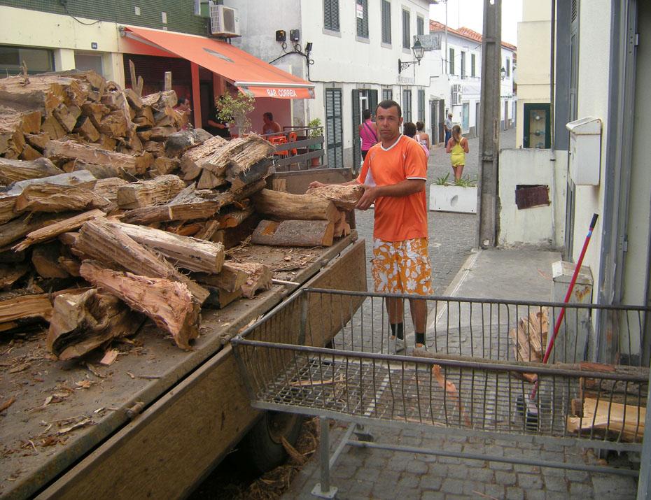 Porto Santo Brot