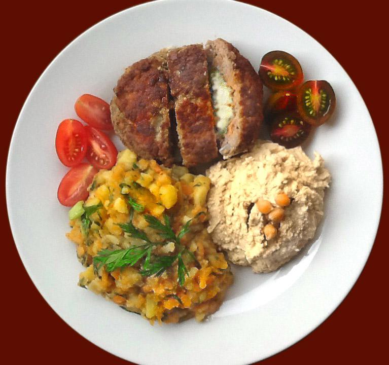 Bifteki, Köfte, Cevapcici, Boulette, Frikadelle, Fleischpflanzerl
