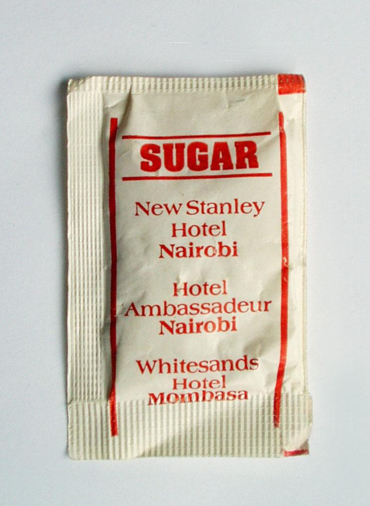 Kenia Mombasa Zucker