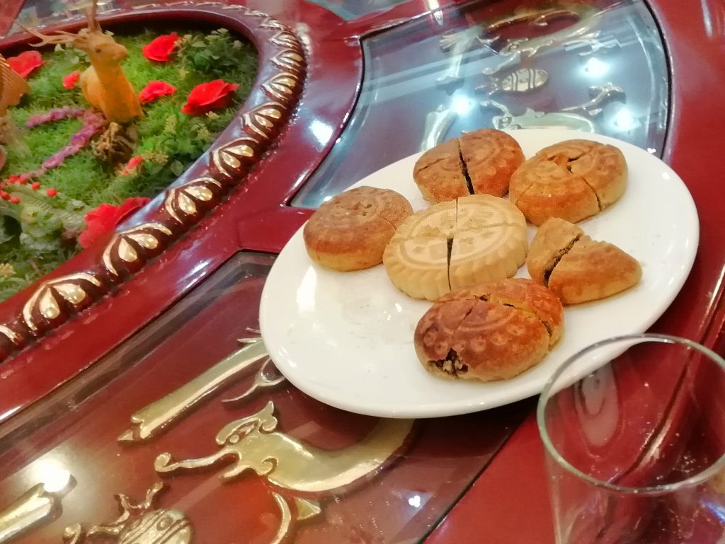 Mooncake China
