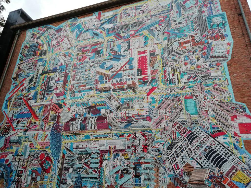 Kunstbezirk 798 Beijing