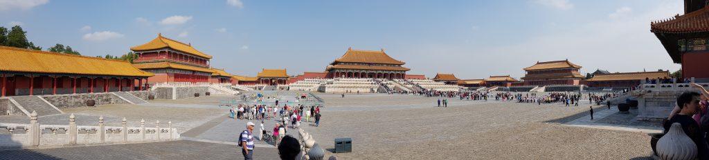 Verbotene Stadt mit Kaiserpalast