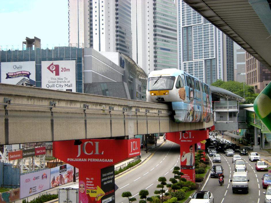 Kuala Lumpur Hochbahn